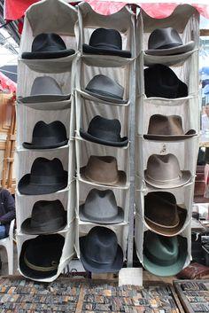 Frock Star - Hats Spitalfields Market