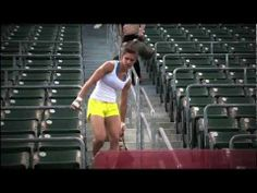 Reebok CrossFit Games - Julie Foucher  THIS GIRL IS UNBELIEVABLE!