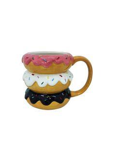 85d6bd92b0 Donuts Mug  Coffee Cups   Mugs Tea Mugs