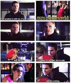 Arrow - Oliver and Felicity #2.7 #Olicity ♥