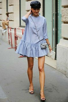 Clean and simple looks Simple Dresses, Cute Dresses, Casual Dresses, Short Dresses, Casual Outfits, Summer Outfits, Fashion Dresses, Summer Dresses, Boot Outfits