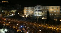 Greece votes NO in historic bailout referendum
