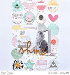 Elle's Studio April Kit