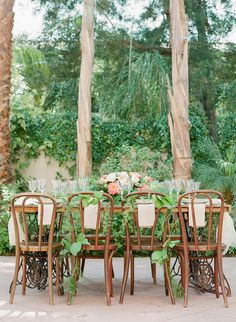 Photography: Twah Dougherty of Style-Art-Life - styleartlife.com  Read More: http://www.stylemepretty.com/2014/01/28/bohemian-garden-wedding-inspiration/