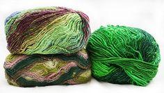 Beautiful Cotton Yarns from Noro