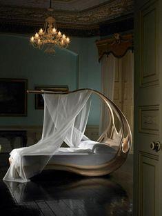 Entzuckend Betthimmel   Ein Traumhaftes Schlafzimmer Design Erschaffen