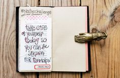 thesoulofhope.com Creative Art, Leadership, Journaling, Challenges, Quotes, Qoutes, Caro Diario, Quotations, Journaling File System
