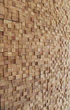 KUL NC A1 3D Wall Mosaic Mosaics Collection by Kul Bamboo