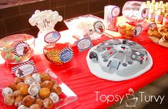 star wars birthday birthday-party-ideas