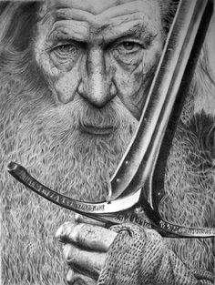 Gandalf / Lord of the Rings & the Hobbit