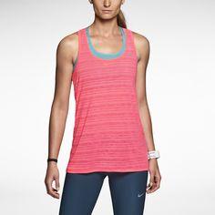 Nike Dri-Fit Touch Breeze (Women's Running Tank Top) - Small
