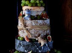 Cheese mice - Alternative wedding cake. Norah