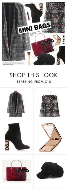 """""""So Cute: Mini Bags"""" by pokadoll ❤ liked on Polyvore featuring Sophia Webster, Napoleon Perdis and Chanel"""