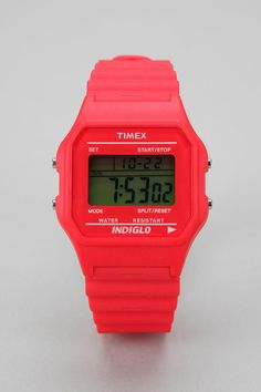 Urban Outfitters - Timex 80 Digital Watch
