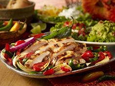 Uncle Julio's Fine Mexican Foods - Fort Worth, TX, United States. Chicken Fajitas