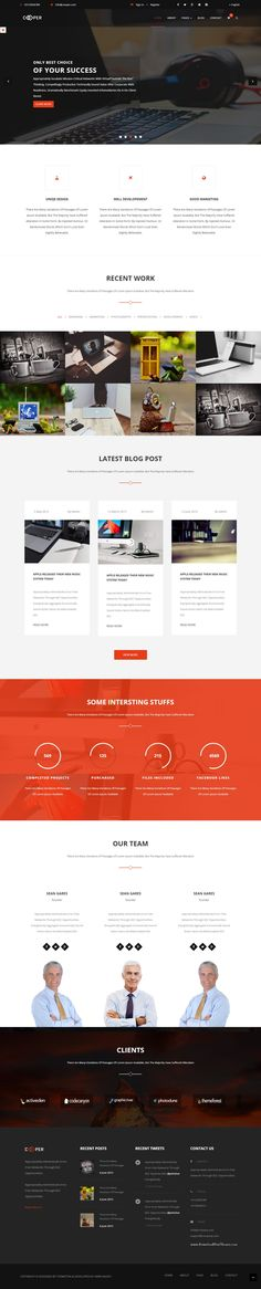Sydney - HTML5 \ CSS3 \/ Bootstrap Template Sydney, Template and - ilog programmer sample resume