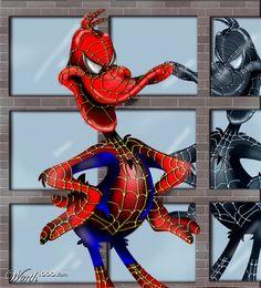 Spider Pato