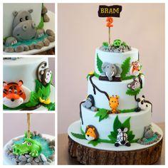 It's Your Cake Jungle cake