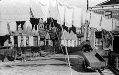 Holland. Laundry by Jan Zwiep