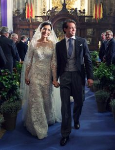 Wedding of Prince Felix and Princess Claire of Luxembourg