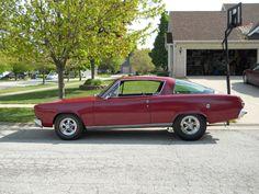 1966 Plymouth : Barracuda Barracuda