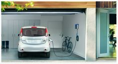 100% ELECTRIC, no more visit to the gas stations.
