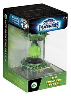 Skylanders Imaginators Life Creation Crystal * Details can be found by clicking on the image.