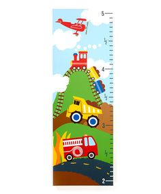 Look at this Transportation Growth Chart on #zulily today!