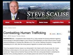"Everything points to Congressman Steve Scalise being ""Seth Riched"""