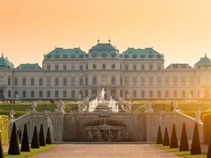 Artistic, exquisite, and largely shaped by its musical and intellectual foundations, Austria's capital and largest city is packed with culture. Make time to get a figurative taste of royalty at Schönbrunn, the Habsburgs' former summer residence, and get an actual taste of Sachertorte, a chocolate cake that is one of the city's culinary specialties. Just be sure to ask for it mit schlaag—with cream.