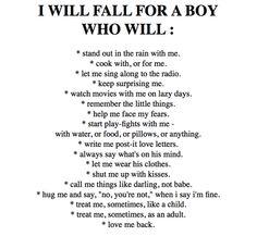 Yes I will.