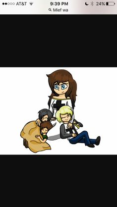 The Mother of Garroth , Vylad, And Zane :3