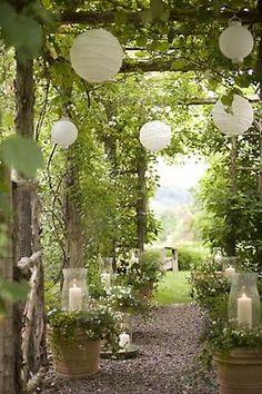 Le jardin prend des airs de guinguette ! - Floriane Lemarié