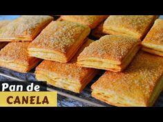 PAN FÁCIL de CANELA CRUJIENTE por fuera y SUAVE por dentro|Dulce Hogar Recetas - YouTube