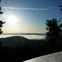 Mt Ashland Ski Resort in Ashland, OR