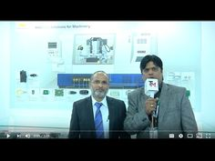 HARTING India CEO Interview at IMTEX 2017