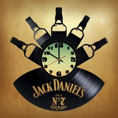 Do you want to create vintage atmosphere at home, office or f. e. in your own café? We will help you! Exclusive wall clocks made from old vinyl records will bring a spirit of history to any house. Unique design. Handmade from Europe. Contact us and we will help you to find your great-looking clock!