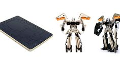 Xiaomi and Hasbro made a toy tablet that turns into a Transformers robot