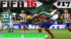 Carreira Manager #17 Atlético de Madrid