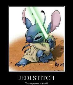 Jedi Stitch