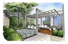 Edmund Hollander Landscape Architects | MIDTOWN ROOFTOP