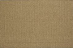 Possible rug for door. Savannah Cane Indoor-Outdoor Rug in All Rugs | Crate and Barrel