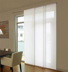 Levolor® Panel Track Blinds: Designer Textures Room Darkening