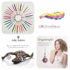 OSTERAKTION!!! Heute und Morgen beim Kauf von einem Engelsrufer oder Julie Julsen Anhänger ein Cruciani Armband geschenkt!!