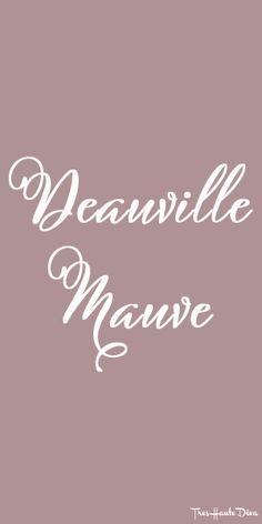 #Pantone Deauville #Mauve ♔ Très Haute Diva