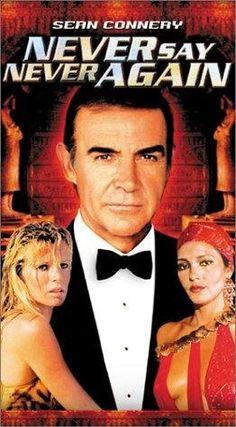 Never Say Never Again (1983) - Sean Connery, Kim Basinger, Klaus Maria Brandauer, Barbara Carrera