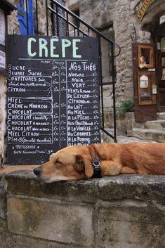 Creperie Dog, Les Baux-de-Provence