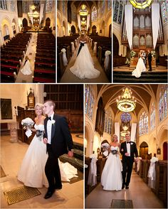 Dreaming of the huge church wedding but still want to elope?  This bride had the church wedding and eloped in styled.