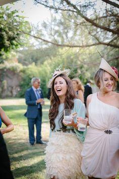 La boda de Carla y César