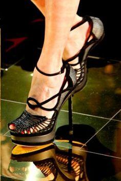 pinterest.com/fra411 - Galliano - #shoes